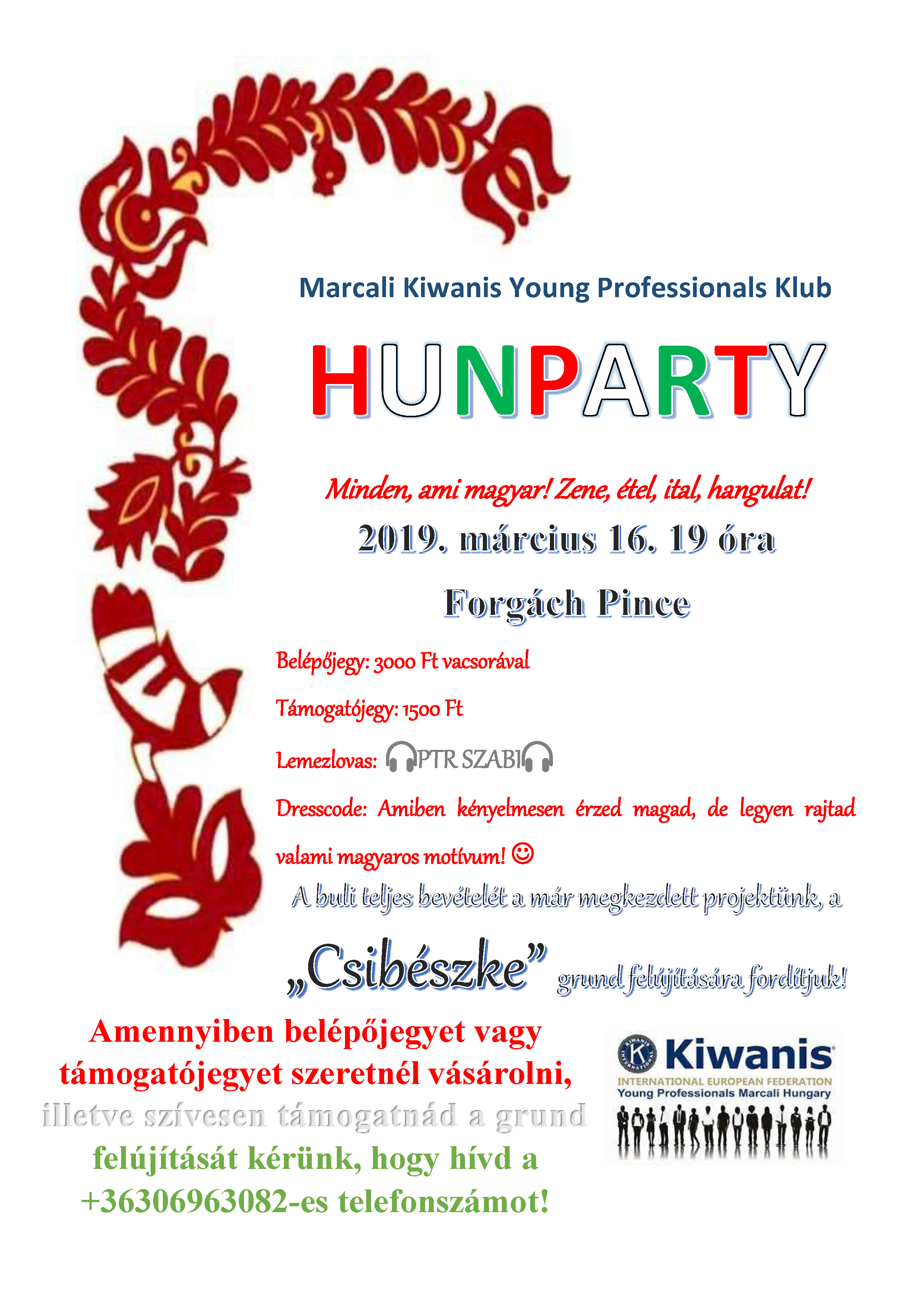 HUNParty - 03.16.
